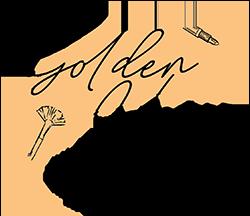 Golden Hair Logo
