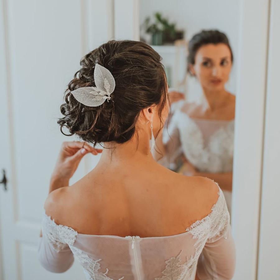 Bruidskapsels en make-up professioneel bij jouw thuis!